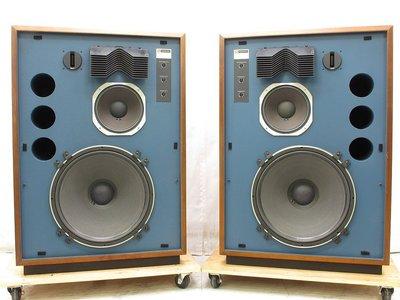 蔡家音響精品~日本引進絕對可值得你終身典藏之百萬級音質發燒銘器 美國JBL-4343旗艦監聽喇叭
