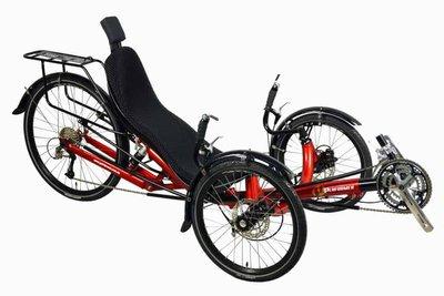 ☆政點☆005全新 PERFORMER TRIKE JC-26X(FRP Seat or Full Mesh)三輪斜躺車