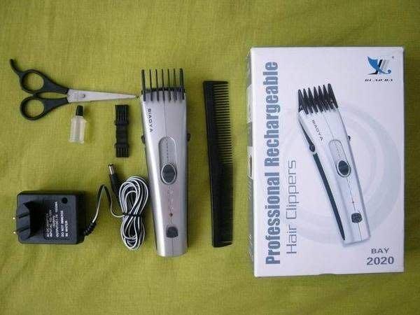 人頭髮專用剪毛器,理髮器,理髮剪,剪髮器,電推,剃毛機,剃毛刀,電剪~七段式