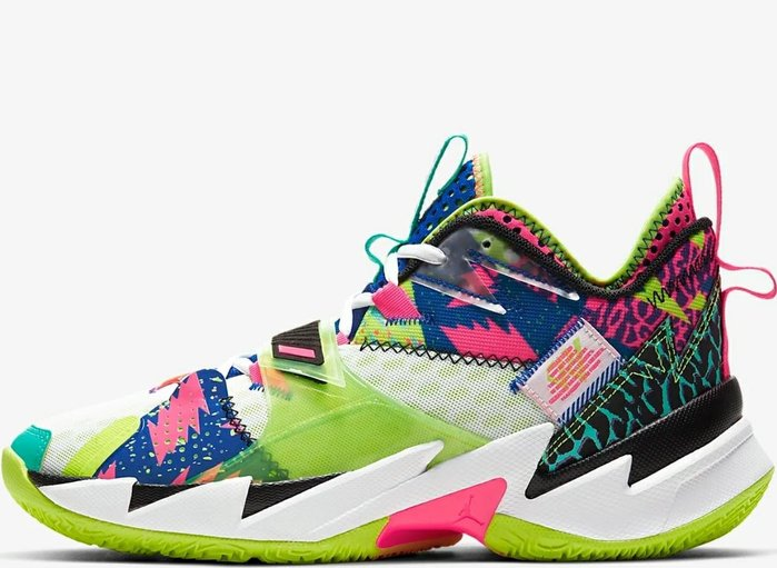 Nike Why Not Zer0.3 Zero 0.3 Westbrook 西河 烏龜 忍者龜 明星賽 全明星 MVP 大三元 彩色 混色 黑色 各尺寸