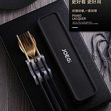 《全館免運 可開發票》筷子勺子套裝學生成人韓國可愛筷盒304不銹鋼叉便攜式 【FOLLOW ME】