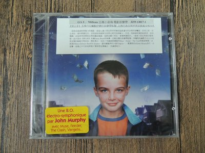 Q2002-早期CD未拆】MILLIONS百萬小富翁 電影原聲帶-華納音樂