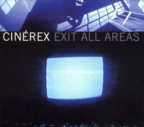 [狗肉貓]_Cinérex_ Exit All Areas _ LP