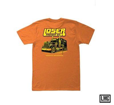 GOODFORIT / 美國Loser Machine Freight T-Shirt短袖上衣/兩色