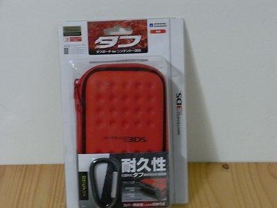 【小蕙館】電玩周邊 ~ 3DS/NDSL/DSi 主機包 / 防撞包 / 硬殼包 (紅色)