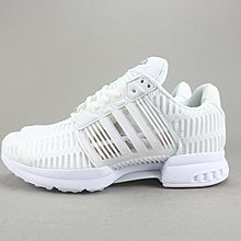 D-BOX  adidas originals CLIMA COOL 1 緩衝 減震 網面 跑步鞋 純白