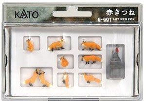 [玩具共和國] KATO 6-601  1/87 狐狸