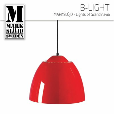 【Alex】瑞典 Markslojd B-LIGHT 吊燈 E27 / 紅 / 黑 / 白 (原裝進口)買到賺到售完為止
