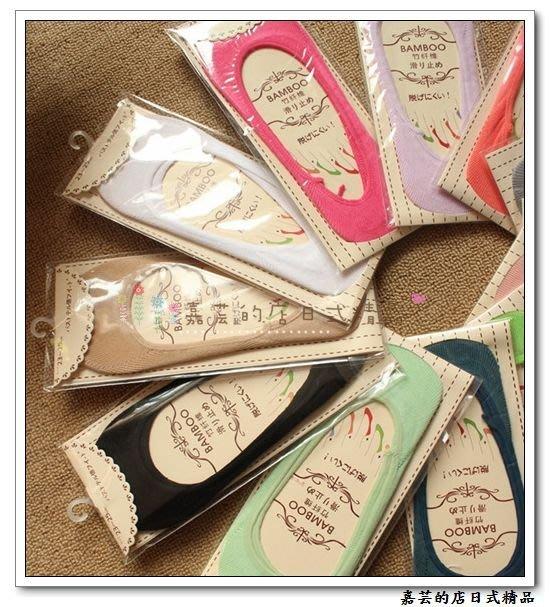 嘉芸的店 日本後腳跟防脫落襪套 竹炭纖維 吸濕排汗消臭抗菌 日本棉質襪套 日本襪船 10雙990元(可挑色)