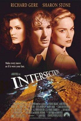 致命交叉點-Intersection (1994)原版電影海報