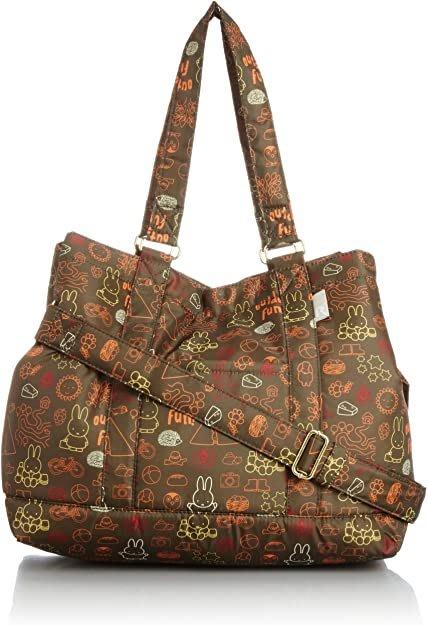 ☆Juicy☆日本 ROOTOTE 聯名 Miffy 米飛兔 米菲兔 托特包 手提袋 媽媽包 肩背包 空氣包