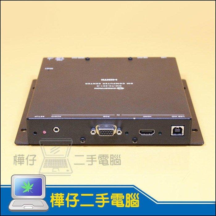 【樺仔稀有好物】CRESTRON DM-TX-201-C DIGITAL MEDIA 8G+ HDMI VGA Cat5