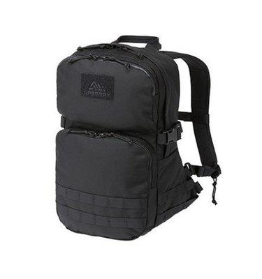 【GREGORY】ASSAULT PACK 22L 後背包 黑色子彈 休閒背包 通勤背包