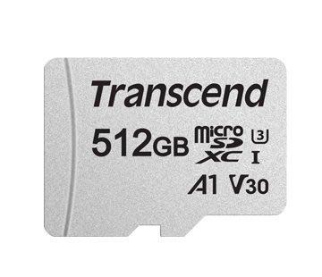 平廣 公司貨保固5年 創見 Transcend microSDXC 300S 512GB MICRO SD卡 512GB