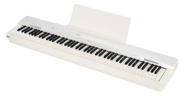 造韻樂器音響- JU-MUSIC - 最新 CASIO PX-160 PX160 WH 白色 電鋼琴 聖誕白 限量款