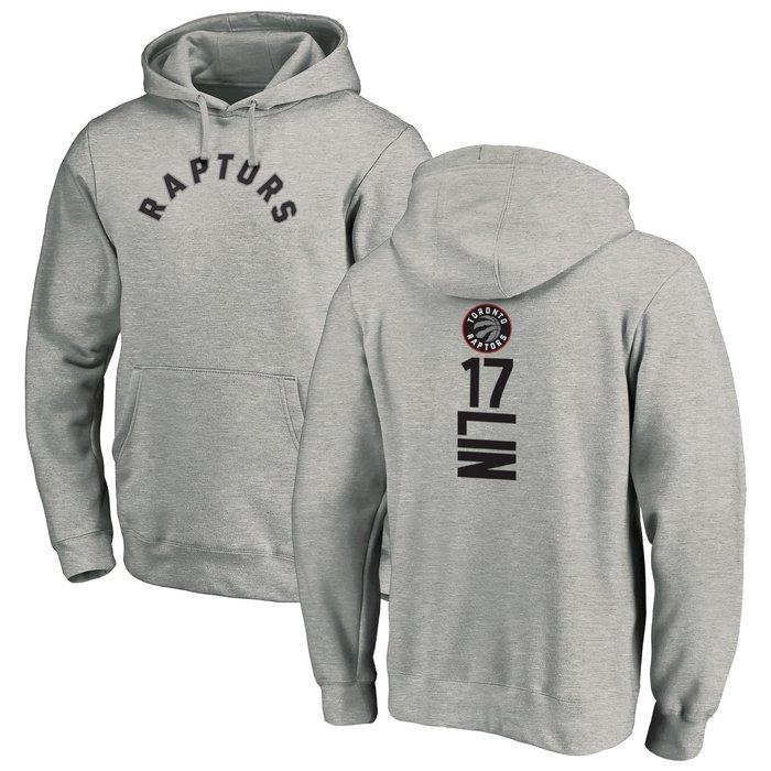《FOS》NBA 男生 林書豪 多倫多暴龍隊 帽T 連帽 長T 長袖 t恤 棉質 Jeremy Lin Raptors