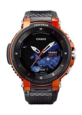 CASIO PRO TREK Smart Watch series WSD-F30-RG 橙色 PROTREK WSDF30RG