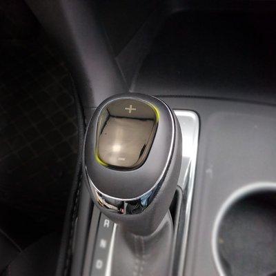 2件95折 汽車配件 探界者改裝專用排擋頭貼片檔把頭裝飾貼亮片探界者內飾改裝排檔貼