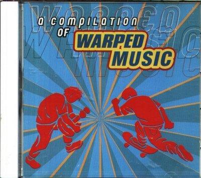 八八 - Compilation of Warped Music Vol.1 Bad Religion Swingin'