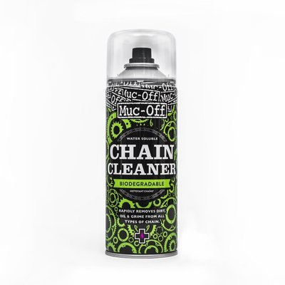 [SIMNA BIKE] Muc-Off BIO鏈條清潔劑 BIO CHAIN CLEANER 400ml套件補充瓶