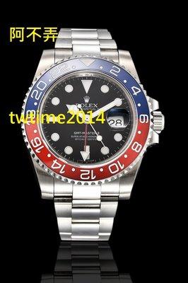 真品版 Rolex 116719-BLRO 904 GMT