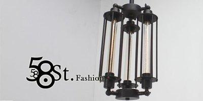 【58街燈飾-台北館】米蘭展設計款式「Contrary 正負極 吊燈」時尚設計師的燈。複刻版。GH-435