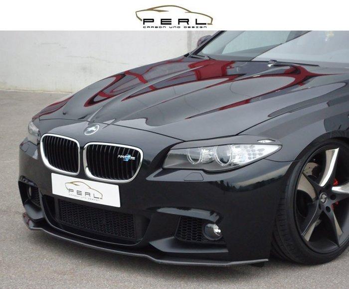 【樂駒】Perl Carbon Design BMW F10 F11 M 碳纖維 carbon 前下巴 空力 外觀 擾流