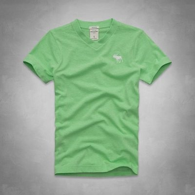Abercrombie Kids 短袖T恤 224-663-0233-030  MY-麋鹿嚴選全新真品 HCO AF