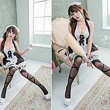女僕裝 熱銷款蕾絲洋裝7件組 一般尺碼(XS~M) 角色扮演制服-愛衣朵拉C152