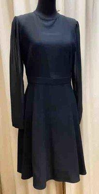 be Blumarine全新未穿的黑色性感小洋裝