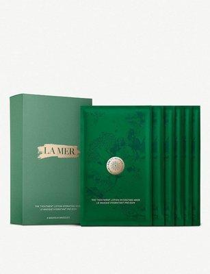 【Q寶媽】LA MER 海洋拉娜 濃縮精華高滲透直導膜6片盒裝 期限2021.12 原價5000