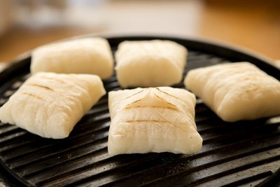 日式麻糬/年糕--[親親小家庭]4#獨立真空版麻糬12入