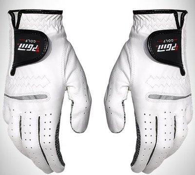 ☜男神閣☞男款高爾夫球手套超強防滑單只左右手透氣羊皮手套