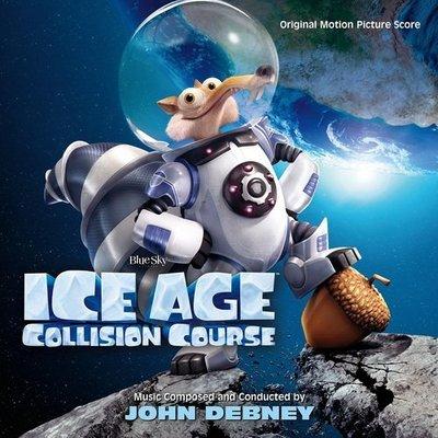 冰原歷險記:笑星撞地球-電影原聲帶(進口) Ice Age : Collision Course-OST-0674458