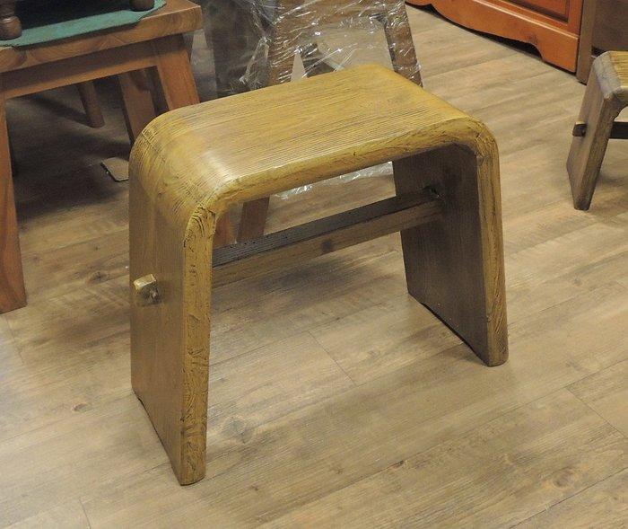 拱型椅凳 實木椅凳 餐椅凳 休閒椅凳 造型椅 原木凳子 板凳 短凳 高凳 長方凳 結實耐用美觀