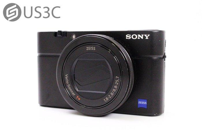 【US3C】公司貨 SONY DSC-RX100M4 數位相機 ZEISS鏡頭 大光圈 4K影片 2020萬像素