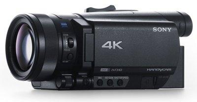 九晴天 租攝影機、租DV、租鏡頭 出租~SONY FDR-AX700 (4K攝影機)