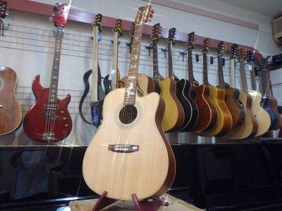臺灣品牌 AYERS EMOTION 全單板木吉他 僅少量全新到貨 美加木料 媲美MARTIN 共鳴 音色棒 性價比極高
