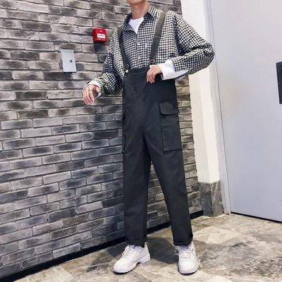 ✨【爆款韓版】🔥時尚百搭潮流韓系Chic趣味學生高腰連身褲✨