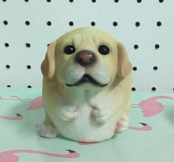 【浪漫349】貨樣品單個價 逗趣胖胖小狗筆插小筆筒小筆桶 拉不拉多拉布拉多黃金獵犬西施犬