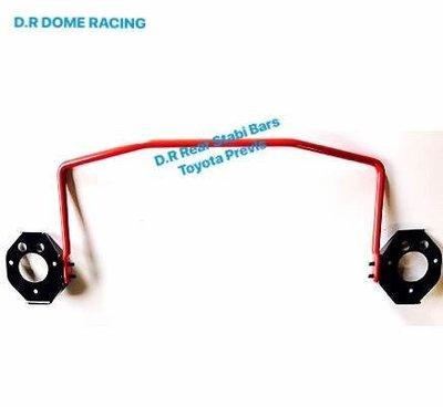 【童夢國際】D.R DOME RACING TOYOTA PREVIA 06~ 後下扭力桿 後下拉桿 防傾桿 19mm