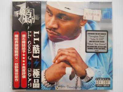 LL Cool J - G.O.A.T: The Greatest of All Time