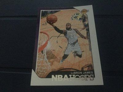 LeBron James  Panini Hoops 湖人 82
