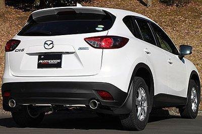 全新 日本 Fujitsubo Authorize S 藤壺 排氣管 Mazda CX-5 2.0 專用 雙出 尾段