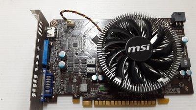 (台中) 微星顯示卡 N450GTS-MD1GD3V2  ver: 6.0 中古良品