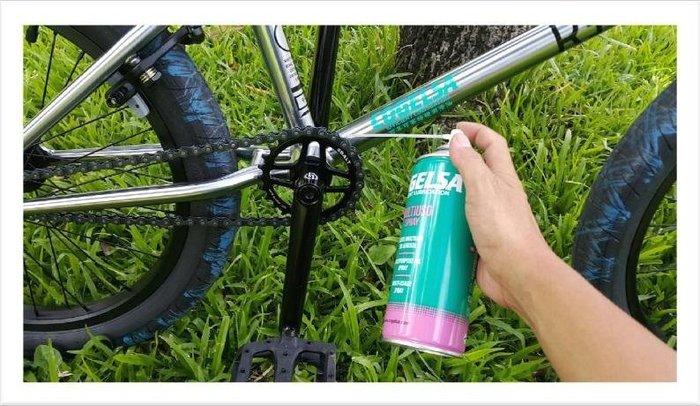 聯想材料【CA-10】COGELSA 自行車專用保養油→ 齒輪.滑輪.鍊條清洗 專業保養 (周年慶價 $420)