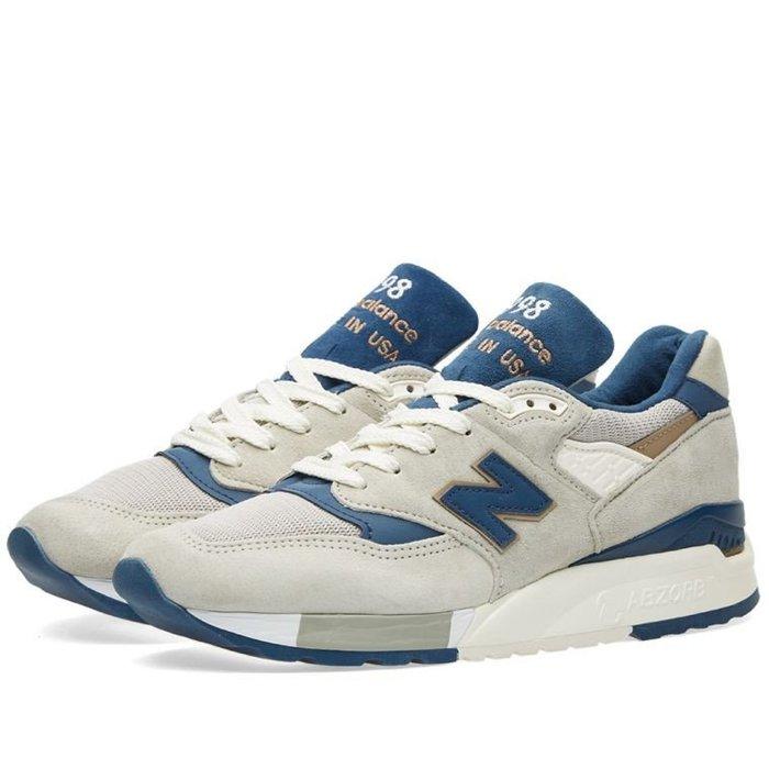 【老夫子】New Balance 998  NB 美產  淺灰 經典 狼灰 海軍藍 反光 男女