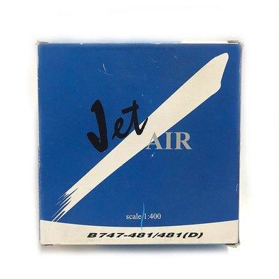 Jet Air 1:400 POKEMON PLANE ANA B747-481/481(D) JA8965【J072】
