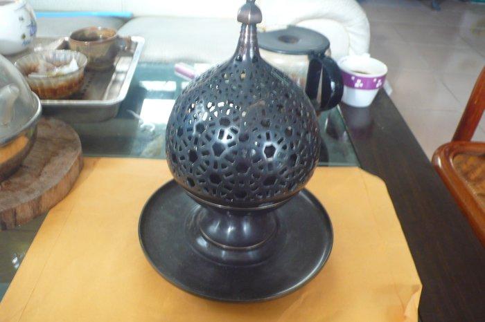 紫色小館88-----百年銅爐