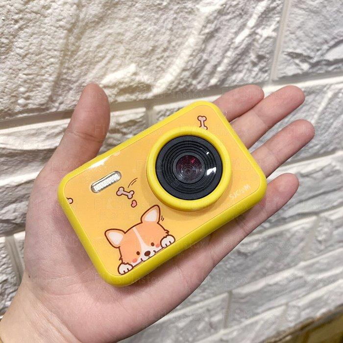[台灣公司貨] SJCAM 【Fun Cam 卡通版 兒童相機】 FUNCAM USB充電 附手腕繩 可拍照 菲林因斯特